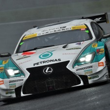 SUPER GT 第5戦はPETRONAS TOM'S RC F