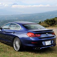 BMWアルピナの頂点「B6グランクーペ」に試乗