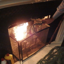 フランスでは暖炉使用禁止?!