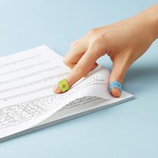 OLの不満を解消したおしゃれで機能的な指サック