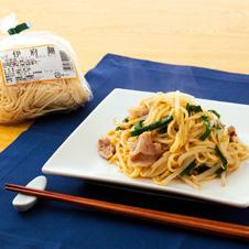 東京で地産地消、八幡製麺所の伊府麺 小川糸さん