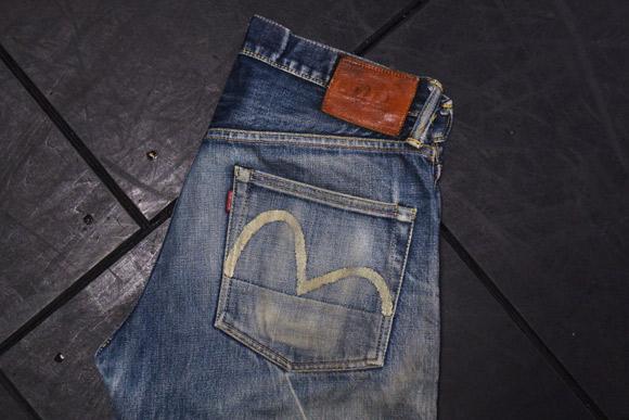 世界が注目するメイド・イン・ジャパンのジーンズ「EVISU」
