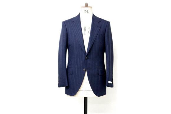 日本のビジネスマンに自信を与える「五大陸」のスーツ