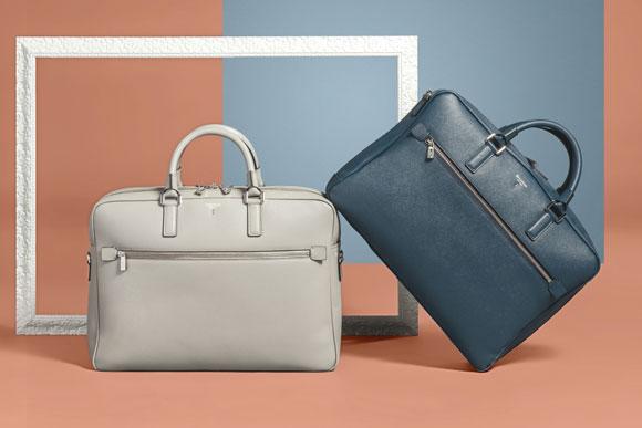 デザインと機能を兼ね備えたイタリアンメイド 「セラピアン」のバッグ