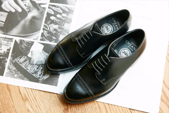 純英国製を貫きトレンドにも対応 「ジョセフ チーニー」の靴