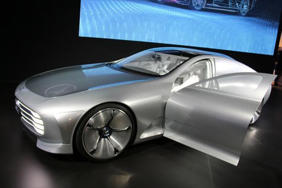 世界最大級のエレクトロニクスの展示会「CES」<自動車編>