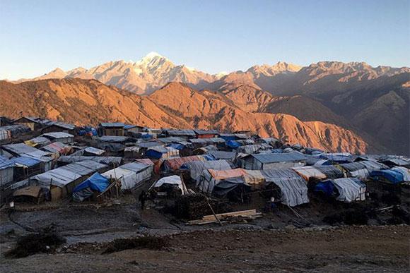 ネパール一人旅20日間(1)