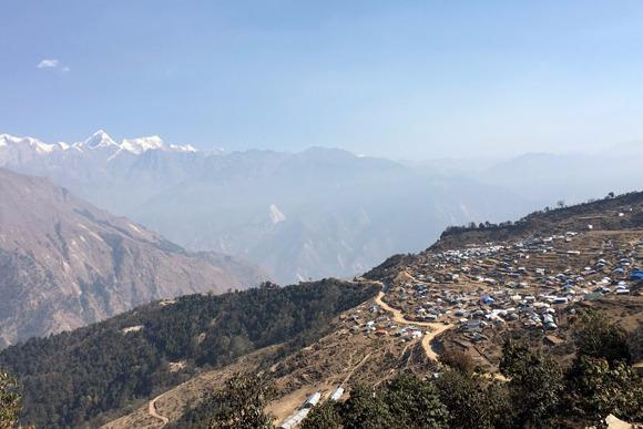 ネパール一人旅20日間 世界一すてきな村「ラプラック」(2)