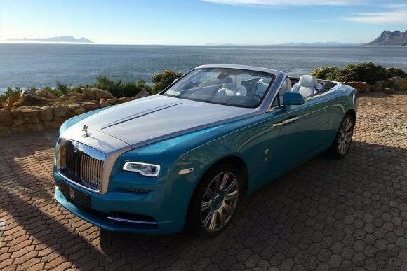 世界の名車<特別編>伝統と革新のオープン「ロールス・ロイス・ドーン」