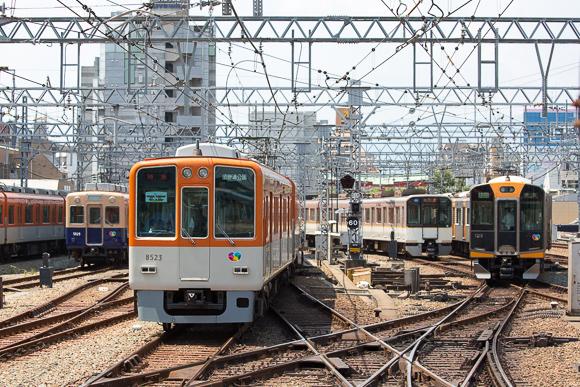 「夏の甲子園」の観客輸送を担う阪神電車