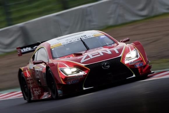 SUPER GT第6戦は立川祐路/石浦宏明組が今シーズン初優勝