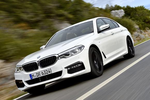 ビジネスマンの強い味方「BMW新型5シリーズ」