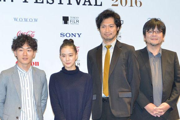 東京国際映画祭 コンペに日本映画2本、開幕はメリル・ストリープ