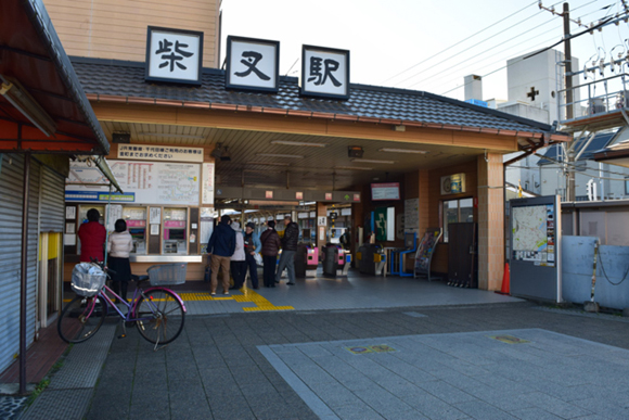 柴又駅 寅さんの故郷をお参り電車で訪問