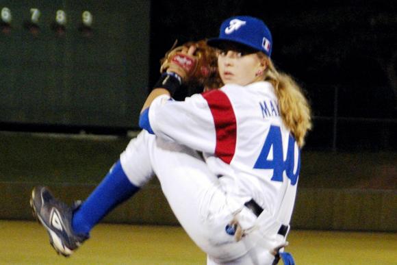 Baseball Woman~女性が輝くメジャーリーグ