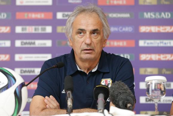 ハリルホジッチ監督率いる日本代表のキーワード「デュエル」