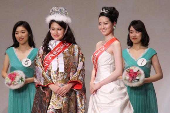 ミス日本に、慶応大2年の松野未佳さん 特技は煮物料理や弁当作り