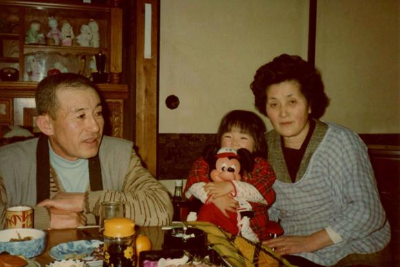 芸能界への夢を私に託した祖父母と 伊藤歩さん