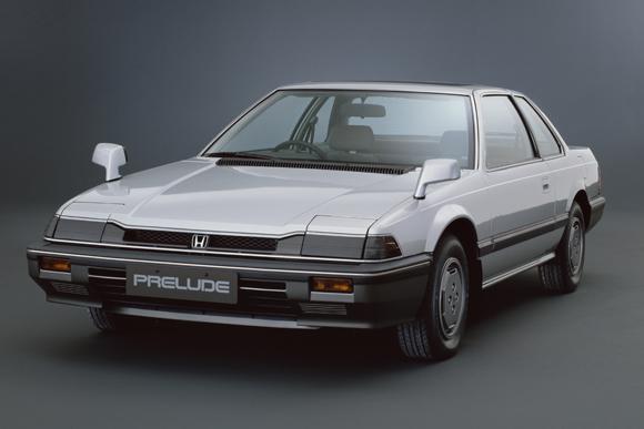 世界の名車<第104回>贅沢な要素を全て備えた「プレリュード」