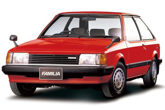 世界の名車<第106回>エポックメーキングな「マツダ・ファミリア」