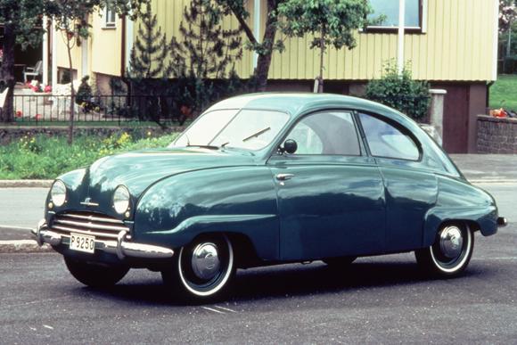 世界の名車<第107回>北欧の個性が凝縮された「サーブ92」