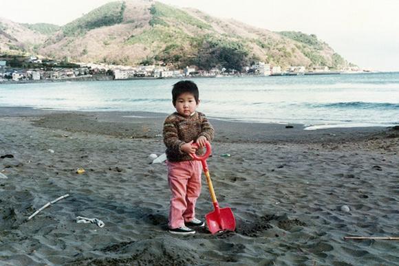 この写真の少し後、わが家の没落が始まった 山崎樹範さん