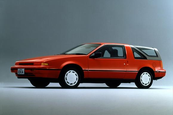 世界の名車<第108回>着せ替え構造の「日産エクサ」