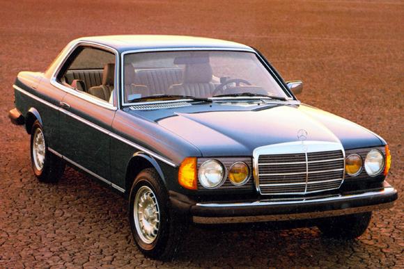 世界の名車<第109回>100万キロ走行を想定した「W123」