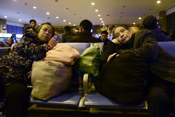 武漢からフフホトへーユーラシア大陸縦断、列車旅13