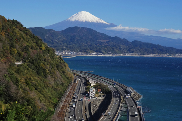 <第34回>旬の桜エビと富士絶景を楽しむ街道歩き