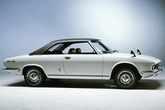 世界の名車<第112回>画期的だった「ルーチェ・ロータリークーペ」