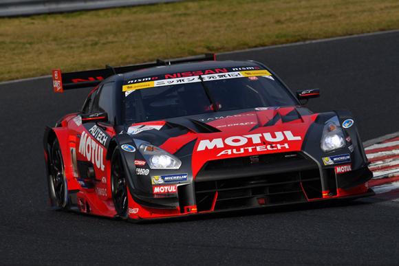 SUPER GT 第1戦岡山決勝結果
