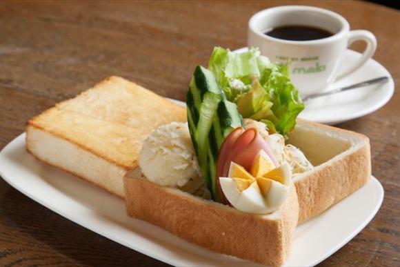 おいしい朝食、「モーニング」のすすめ《京都ゆるり休日さんぽ》