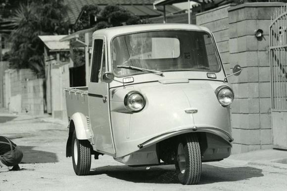 世界の名車<第116回>日本のクルマの原点「ダイハツ・ミゼット」