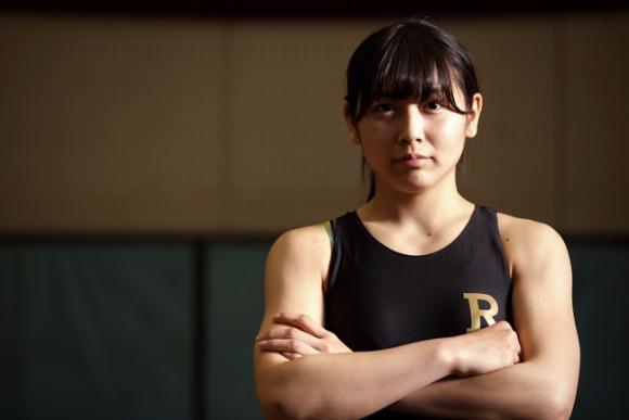 勝負の潔さと奥深さに魅せられ 女子相撲・野崎舞夏星さん