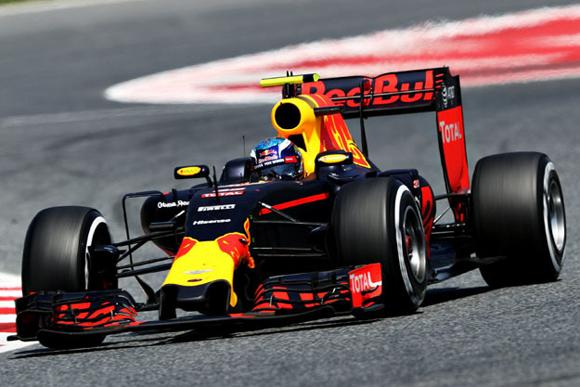 F1第5戦スペインGP速報、フェルスタッペンが初優勝