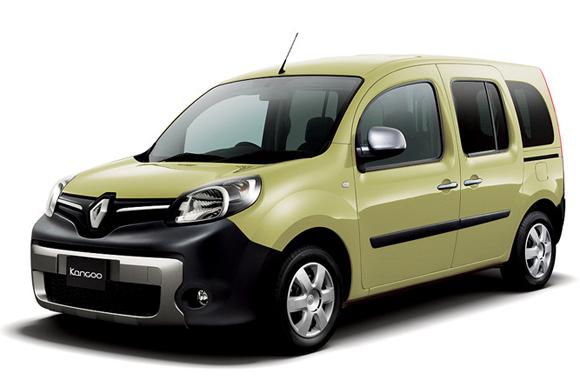 「ルノー・カングー」の特別仕様限定車を発表