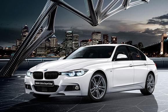「BMW 3シリーズ」に創立100周年記念モデルが登場