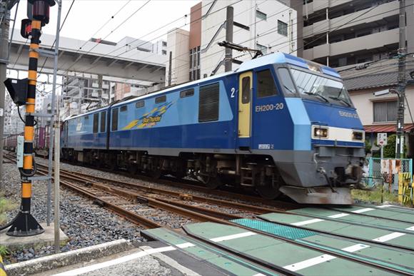 三河島駅・新三河島駅 貨物時刻表を調べて常磐貨物線を堪能