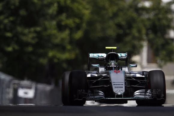 F1第8戦ヨーロッパGP速報、ロズベルグ5勝目