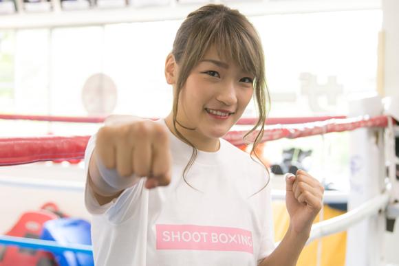 「絶対女王」は譲れない シュートボクシング・RENAさん