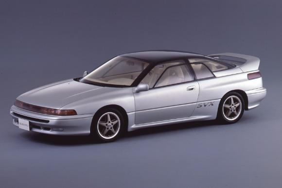 世界の名車<第125回>凝りに凝った高級クーペ「アルシオーネSVX」