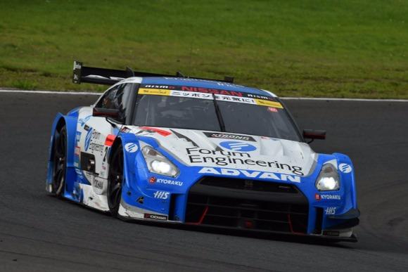 SUPER GT 第4戦菅生決勝結果