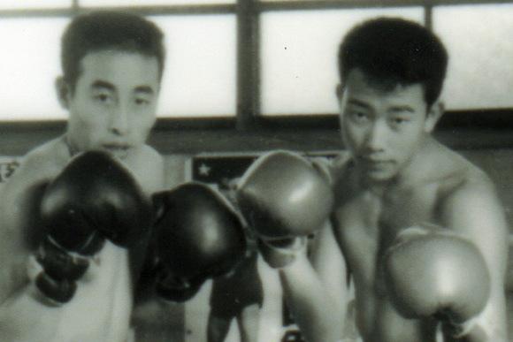 ボクサーの夢を断ち切った日 橋幸夫さん