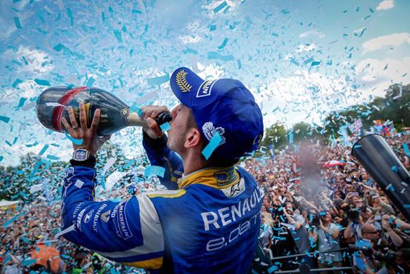 シーズン2最終戦「ロンドンePrix」を制したのはブエミ