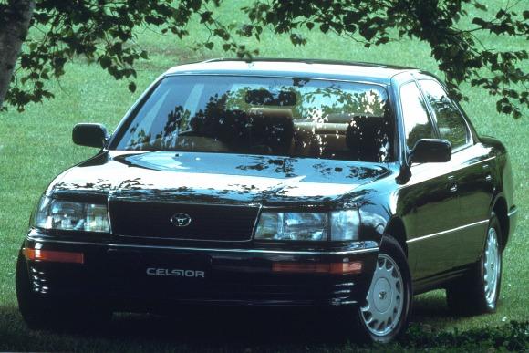世界の名車<第132回>史上最短時間で高級車になった「セルシオ」