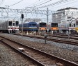 下板橋駅は東武東上線の留置線が見られる各駅停車の穴場