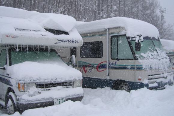 早めの準備が肝心! 冬のFFヒーター