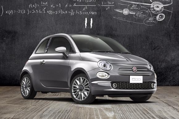 日本限定車「フィアット500ジェニオ」発売