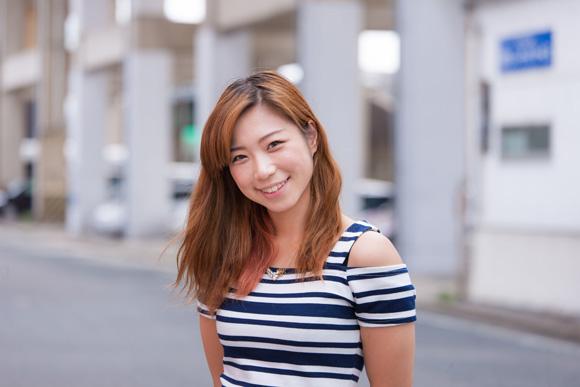 見た目と強さのギャップも魅力 プロボクサー・黒木優子さん